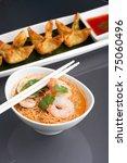 Shrimp And Thai Noodle Soup...