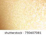 gradient color glitter... | Shutterstock . vector #750607081