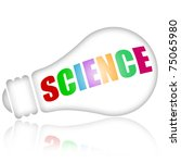 science concept   Shutterstock . vector #75065980