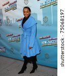 """Small photo of NEW YORK - MAR 27: Anika Noni Rose arriving at the """"How To Succeed In Business Without Really Trying"""" premiere at the Al Hirschfeld Theatre in New York, NY on March 27, 2011."""