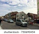penang  malaysia   december 22  ... | Shutterstock . vector #750690454