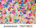 new york  united states of... | Shutterstock . vector #750773815