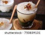 es daluman. balinese cold... | Shutterstock . vector #750839131