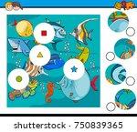 cartoon vector illustration of... | Shutterstock .eps vector #750839365