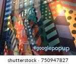 new york november 2  2017 ... | Shutterstock . vector #750947827