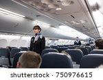 st. petersburg  russian... | Shutterstock . vector #750976615