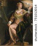 St. Catherine Of Alexandria In...