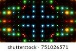 floodlights background | Shutterstock . vector #751026571