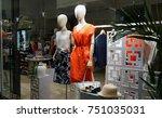 sydney  australia   november 03 ...   Shutterstock . vector #751035031