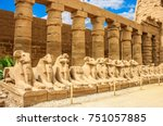 The Karnak Temple Is One Of Th...