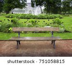 Free Bench In The Park