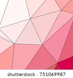 multicolor texture made using... | Shutterstock . vector #751069987