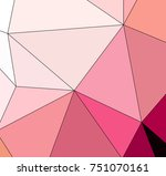 multicolor texture made using... | Shutterstock . vector #751070161