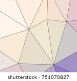 multicolor texture made using... | Shutterstock . vector #751070827