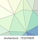 multicolor texture made using... | Shutterstock . vector #751070839