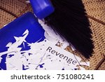 Small photo of cleaning the bad character of a person revenge