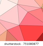 multicolor texture made using... | Shutterstock . vector #751080877