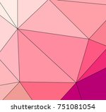 multicolor texture made using... | Shutterstock . vector #751081054