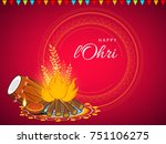 vector illustration of... | Shutterstock .eps vector #751106275