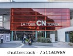 toronto  canada   august 24 ... | Shutterstock . vector #751160989