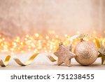christmas    Shutterstock . vector #751238455
