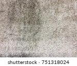 dirty cement wall backdrop and... | Shutterstock . vector #751318024