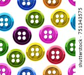 seamless pattern with button....