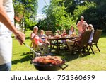 food  people and family time... | Shutterstock . vector #751360699