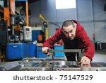 engineering people...   Shutterstock . vector #75147529