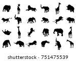 An African Animal Safari...