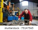 engineering people... | Shutterstock . vector #75147565