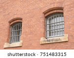 Small photo of Window in a prison