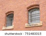 Small photo of Window in a prison