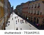 Kracow Poland 09 10 17  Street...