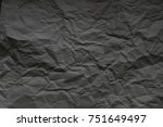 shade of Crumpled gray Paper