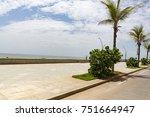 Pondicherry Beach Promenade...