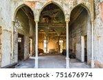 The Old Abandoned Palace ...