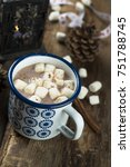 Homemade Hot Chocolate With...