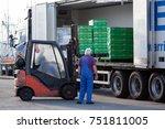 gilleleje  zealand  denmark  ... | Shutterstock . vector #751811005