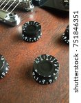 Small photo of Guitar Volume Knobs