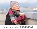 outdoors lifestyle fashion... | Shutterstock . vector #751860067