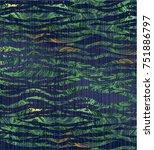 reptilian pattern.vector...   Shutterstock .eps vector #751886797