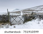 Track Up A Snowy Pen Y Ghent I...