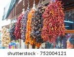 Old Market  Bazar  Street In...
