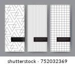 branding packaging pattern... | Shutterstock .eps vector #752032369