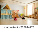 perm  russia   may 18  2015 ... | Shutterstock . vector #752044975