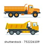 lorry for transportation of