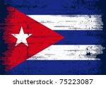 cuban grunge flag a grunge flag ...