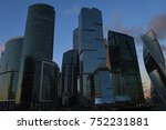 november 11th 2017 moscow ... | Shutterstock . vector #752231881