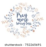 Bible Quote  Verbs In Floral...